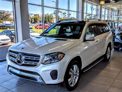 2019 Mercedes-Benz GLS-Class lease in San Luis Obispo,CA - Swapalease.com