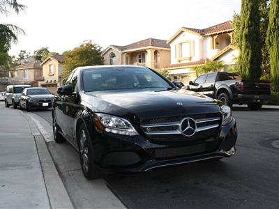 2018 Mercedes-Benz C-Class lease in Aliso Viejo,CA - Swapalease.com
