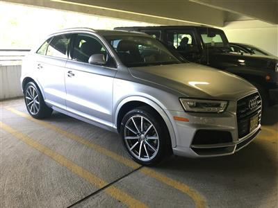 2018 Audi Q3 lease in Parsippany,NJ - Swapalease.com