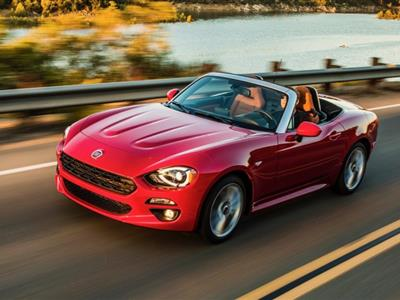 2018 Fiat 124 Spider lease in Newhall,CA - Swapalease.com