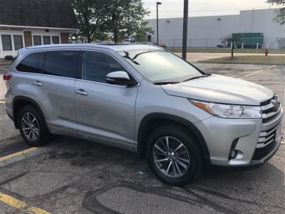 2018 Toyota Highlander lease in Cleveland,OH - Swapalease.com