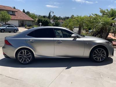 2019 Lexus IS 300 F Sport lease in Mission Viejo,CA - Swapalease.com