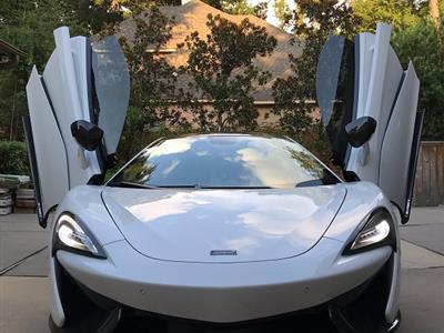 2017 McLaren 570GT lease in THE WOODLANDS,TX - Swapalease.com