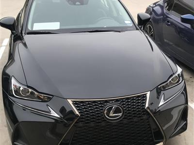 2019 Lexus IS 300 lease in Plano,TX - Swapalease.com