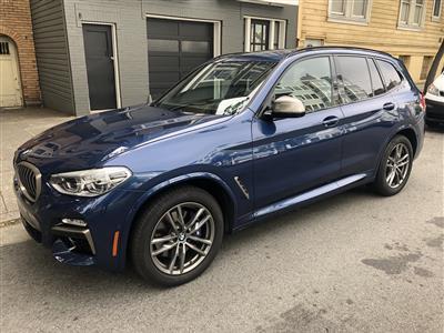 2019 BMW X3 lease in San Francisco,CA - Swapalease.com