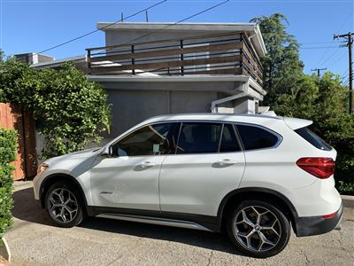 2018 BMW X1 lease in La Canada,CA - Swapalease.com