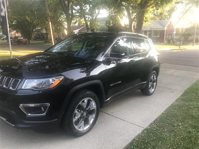 2019 Jeep Compass lease in Wyandotte,MI - Swapalease.com