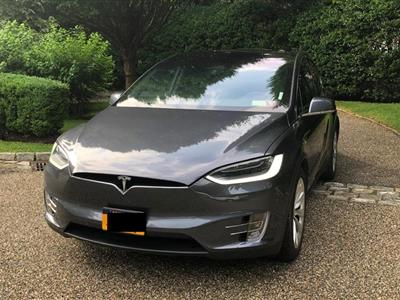 2017 Tesla Model X lease in New York,NY - Swapalease.com
