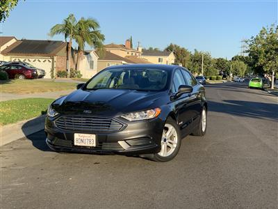 2018 Ford Fusion Hybrid lease in Culver City,CA - Swapalease.com