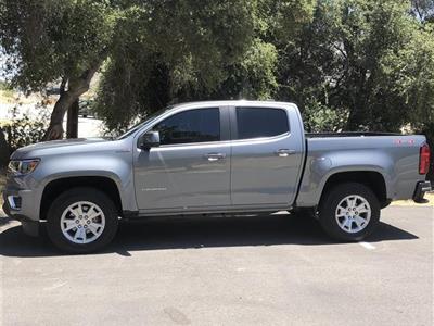 2018 Chevrolet Colorado lease in Henderson,NV - Swapalease.com