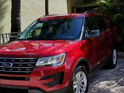 2017 Ford Explorer lease in Plantation,FL - Swapalease.com