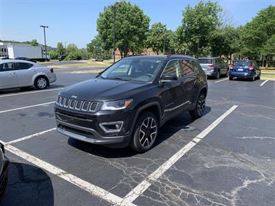2018 Jeep Compass lease in CHICAGO,IL - Swapalease.com