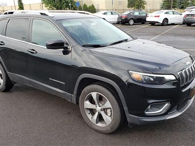 2019 Jeep Cherokee lease in Clay,NY - Swapalease.com