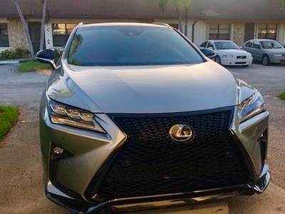 2019 Lexus RX 350 F Sport lease in Green Acres,FL - Swapalease.com