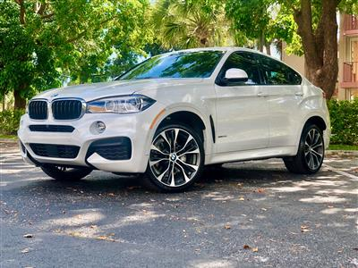 2018 BMW X6 lease in palm beach,FL - Swapalease.com