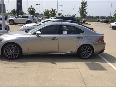 2017 Lexus IS 300 F Sport lease in Schaumburg,IL - Swapalease.com