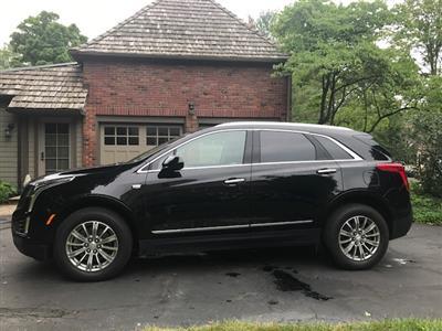 2018 Cadillac XT5 lease in Birmingham,MI - Swapalease.com