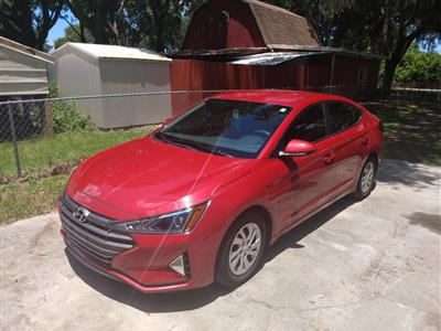 2019 Hyundai Elantra lease in Holiday,FL - Swapalease.com