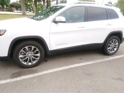 2019 Jeep Cherokee lease in Freemont,CA - Swapalease.com