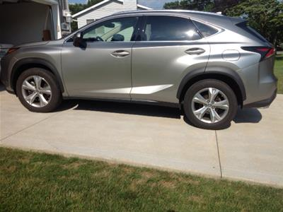 2017 Lexus NX 200t lease in Canton,OH - Swapalease.com