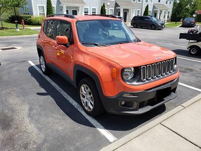2018 Jeep Renegade lease in Fargo,ND - Swapalease.com