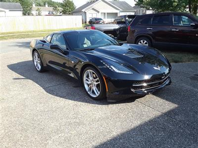 2018 Chevrolet Corvette lease in Louisville,KY - Swapalease.com