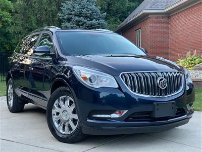2017 Buick Enclave lease in Greenwood,IN - Swapalease.com