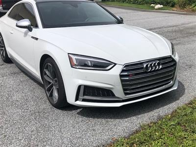 2018 Audi S5 Coupe lease in Wilmington,DE - Swapalease.com