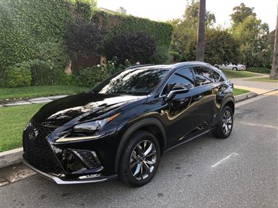 2019 Lexus NX 300 F Sport lease in Beverly Hills,CA - Swapalease.com
