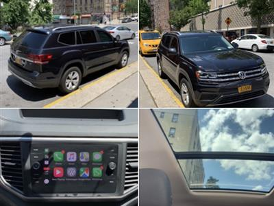 2018 Volkswagen Atlas lease in NEW YORK,NY - Swapalease.com