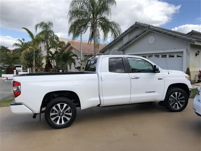 2018 Toyota Tundra lease in pembroke pines,FL - Swapalease.com
