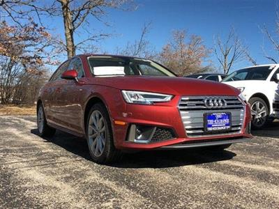 2019 Audi A4 lease in Highland Park,IL - Swapalease.com