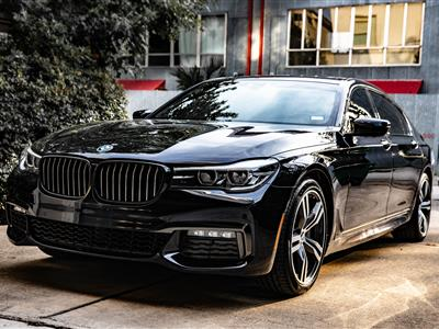 2019 BMW 7 Series lease in Houston,TX - Swapalease.com