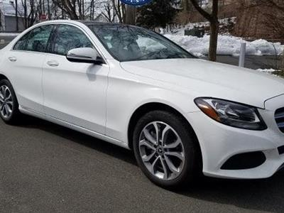 2018 Mercedes-Benz C-Class lease in Daly,CA - Swapalease.com