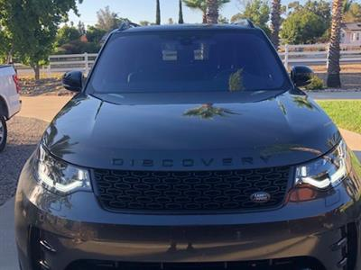 2018 Land Rover Discovery lease in Ramona,CA - Swapalease.com