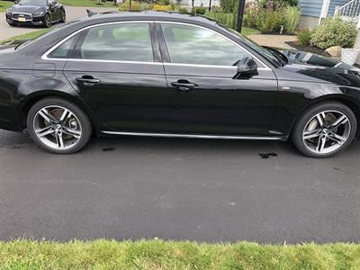 2017 Audi A4 lease in Wells,ME - Swapalease.com