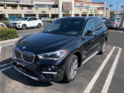 2017 BMW X1 lease in Los Angeles,CA - Swapalease.com