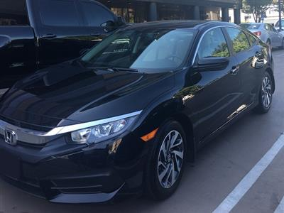 2018 Honda Civic lease in Sherman Oaks,CA - Swapalease.com