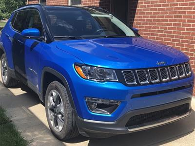 2019 Jeep Compass lease in Dearborn Heights,MI - Swapalease.com