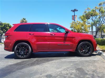 2017 Jeep Grand Cherokee SRT lease in Fullerton,CA - Swapalease.com