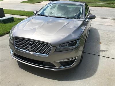 2018 Lincoln MKZ lease in Orlando,FL - Swapalease.com