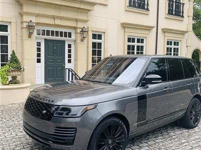 2019 Land Rover Range Rover lease in Atlanta,GA - Swapalease.com