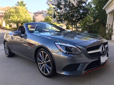 2018 Mercedes-Benz SLC Roadster lease in Calabasas,CA - Swapalease.com