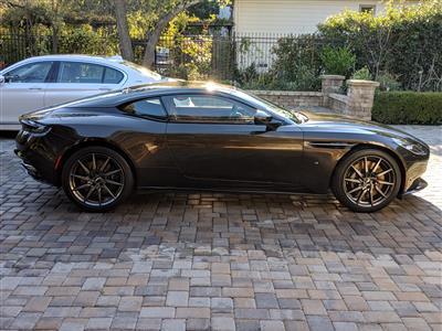2018 Aston Martin DB11 lease in monte sereno,CA - Swapalease.com