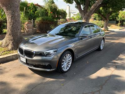 2018 BMW 7 Series lease in Glendale,CA - Swapalease.com