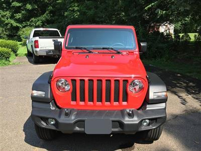 2018 Jeep Wrangler Unlimited lease in Cheshire,CT - Swapalease.com
