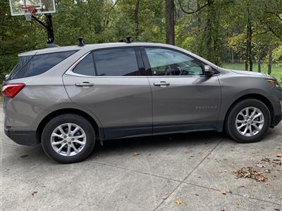 2019 Chevrolet Equinox lease in New Richmond,OH - Swapalease.com