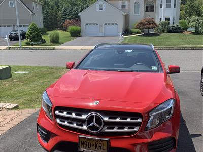2018 Mercedes-Benz GLA SUV lease in Millstone Township,NJ - Swapalease.com