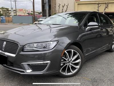 2018 Lincoln MKZ Hybrid lease in los angeles,CA - Swapalease.com