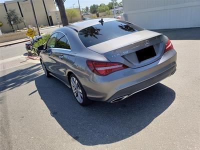 2018 Mercedes-Benz CLA Coupe lease in Downey,CA - Swapalease.com